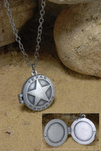 Load image into Gallery viewer, The Lone Ranger Texas Ranger Locket