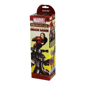 Iron Man Marvel Heroclix Booster Brick Blind Box Random Figure
