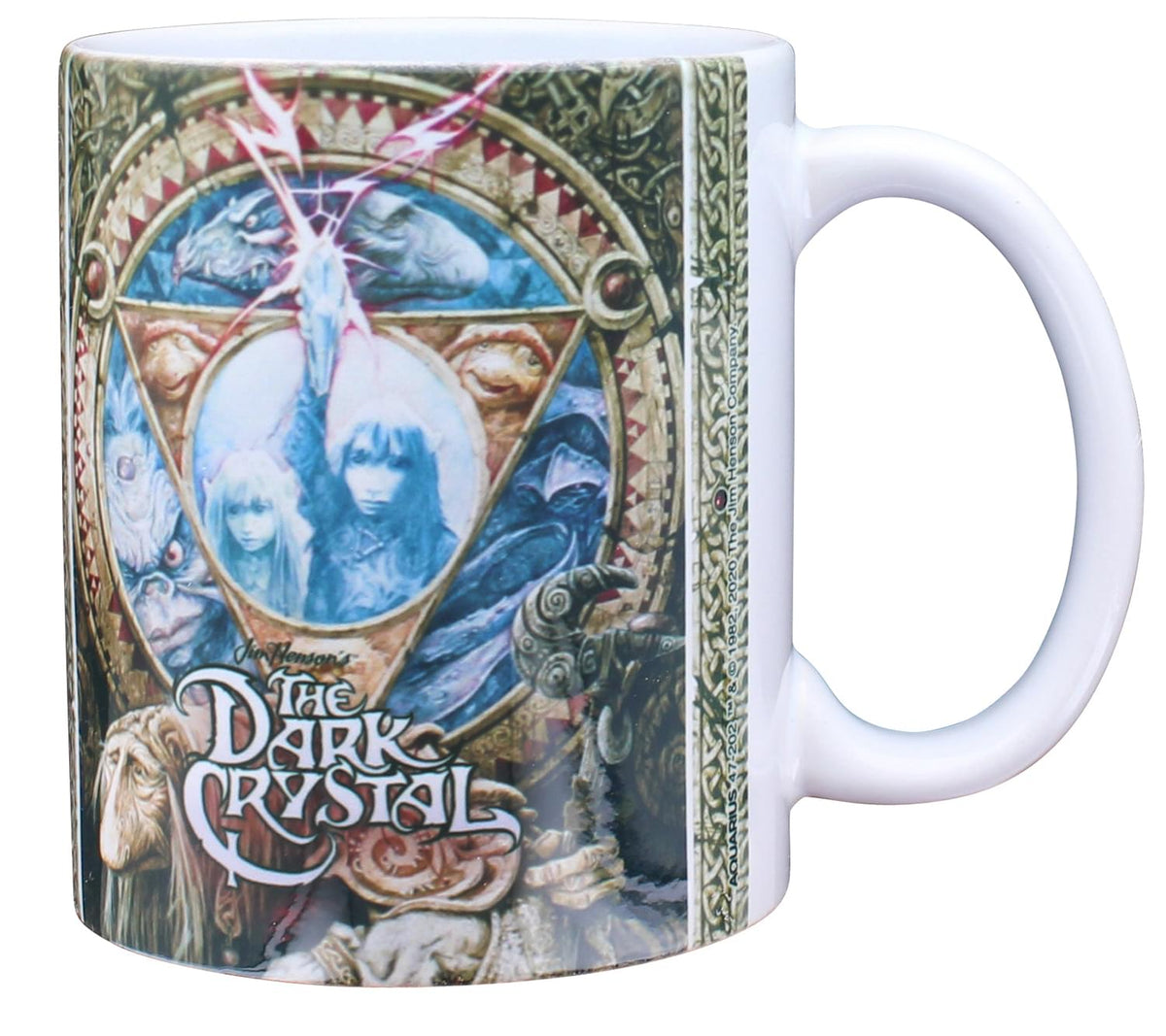 Labyrinth Jareth The Goblin King 11oz Boxed Ceramic Mug