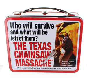 Texas Chainsaw Massacre Large Lunch Box