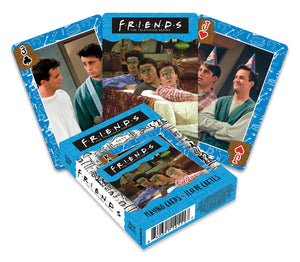 Friends Guys Playing Cards | 52 Card Deck + 2 Jokers