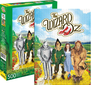 Wizard of Oz 500 Piece Jigsaw Puzzle