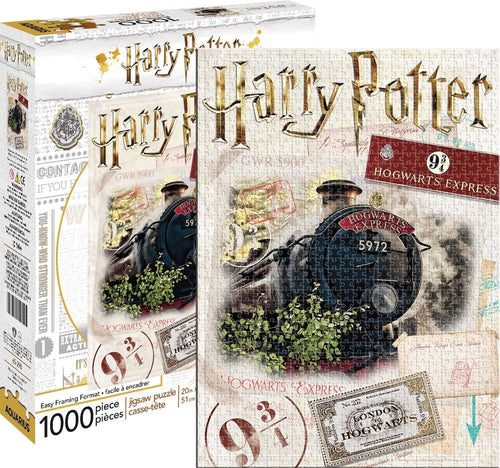 Harry Potter Ticket 1000 Piece Jigsaw Puzzle