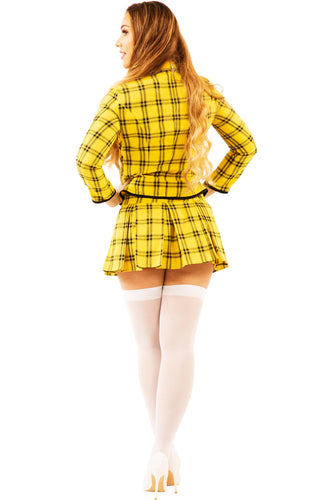 Clueless Cher Costume | Authentic Movie Inspired Design | Sized For Adults