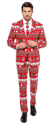 Winter Wonderland OppoSuits Men's Costume Suit