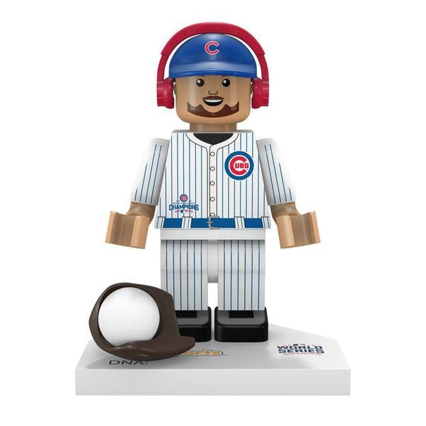 Chicago Cubs 2016 World Series Champions Jon Lester #34 Minifigure