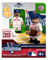 Boston Red Sox MLB OYO Minifigure Jarrod Saltalamachia WSC 2013