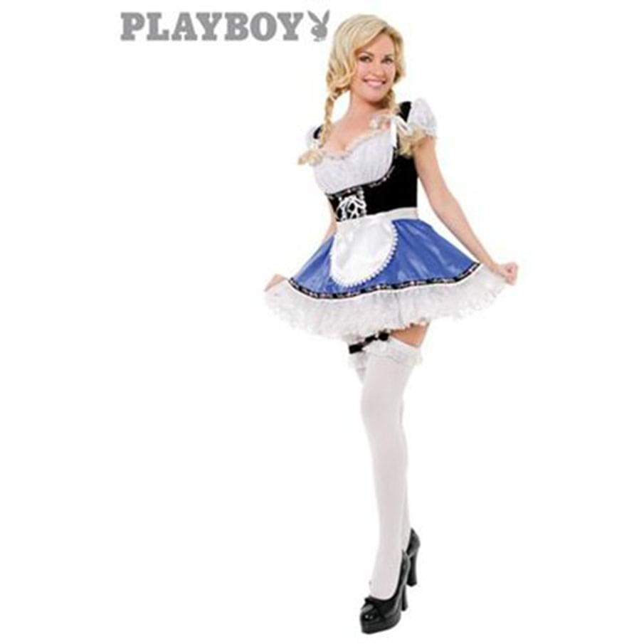Playboy Swiss Sweetie Sexy Adult Costume