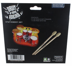Drum Up Some Ideas Stationery Set
