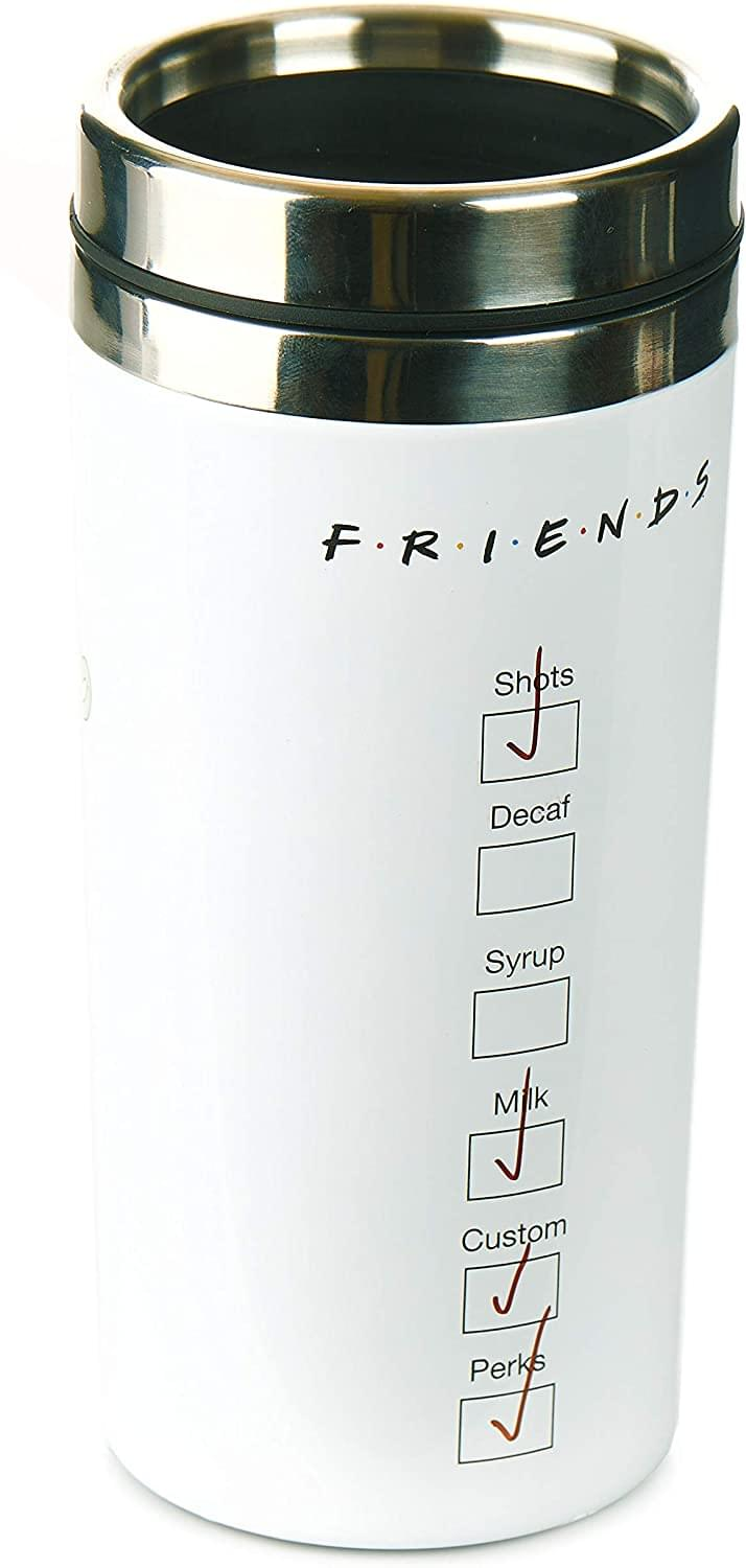 Friends Central Perk 15oz Stainless Steel Travel Mug