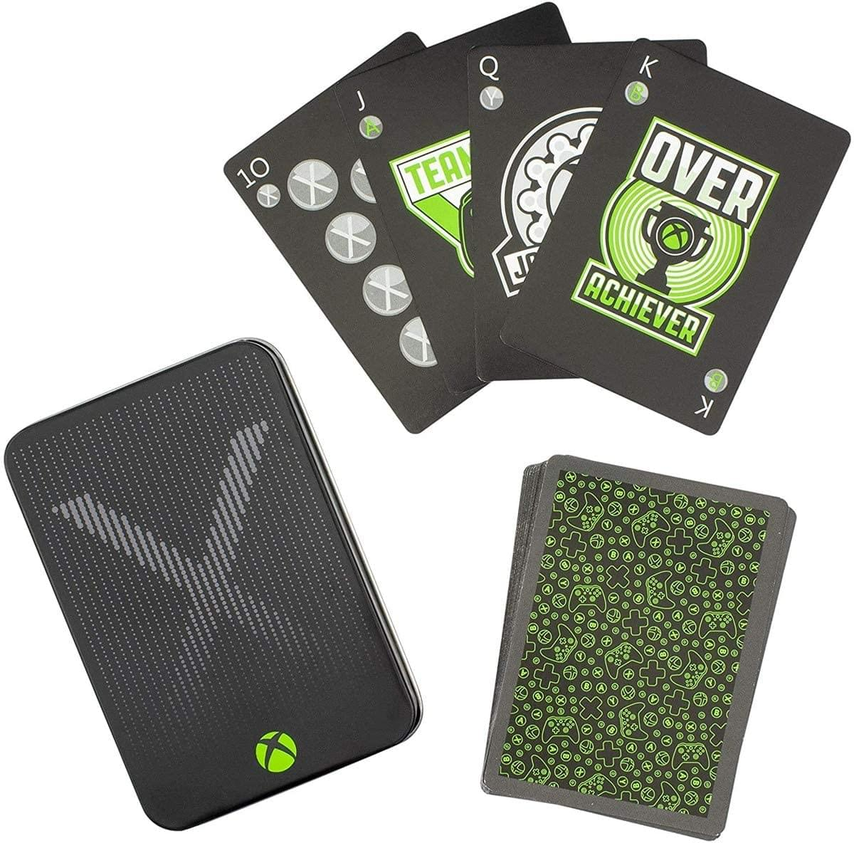 Xbox Playing Cards | 52 Card Deck + 2 Jokers