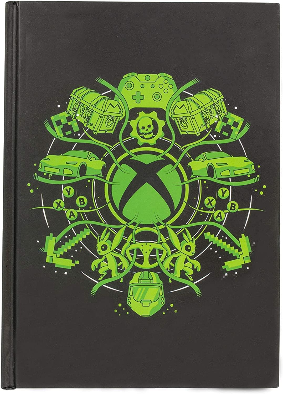 Xbox Light Up Notebook | 200 Pages