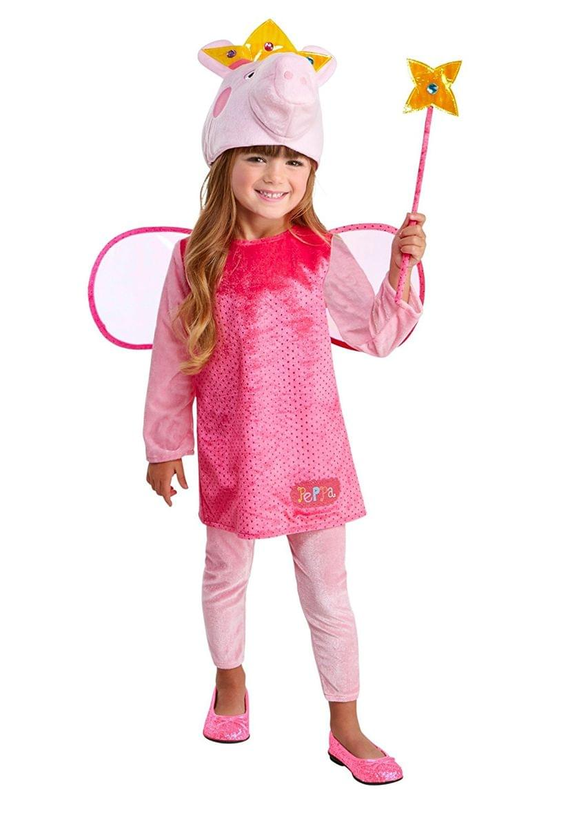86396a4b735c4 Peppa Pig Princess Peppa Toddler Costume - Toynk Toys