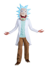 Load image into Gallery viewer, Rick and Morty Rick Teen Costume