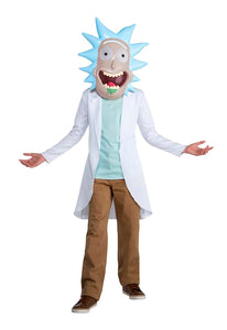 Rick and Morty Rick Teen Costume