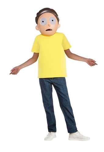Rick and Morty Morty Teen Costume