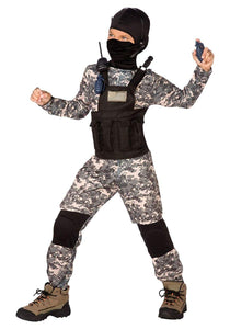 Navy SEAL Child Costume - Small 4-6