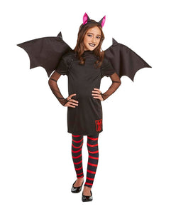 Hotel Transylvania Winged Mavis Girls Costume - Large 12-14