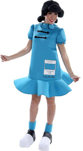 Peanuts Lucy Women's Costume - Small 6-8