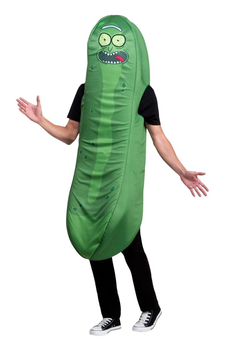 Rick and Morty Foam Pickle Rick Adult Costume - One Size