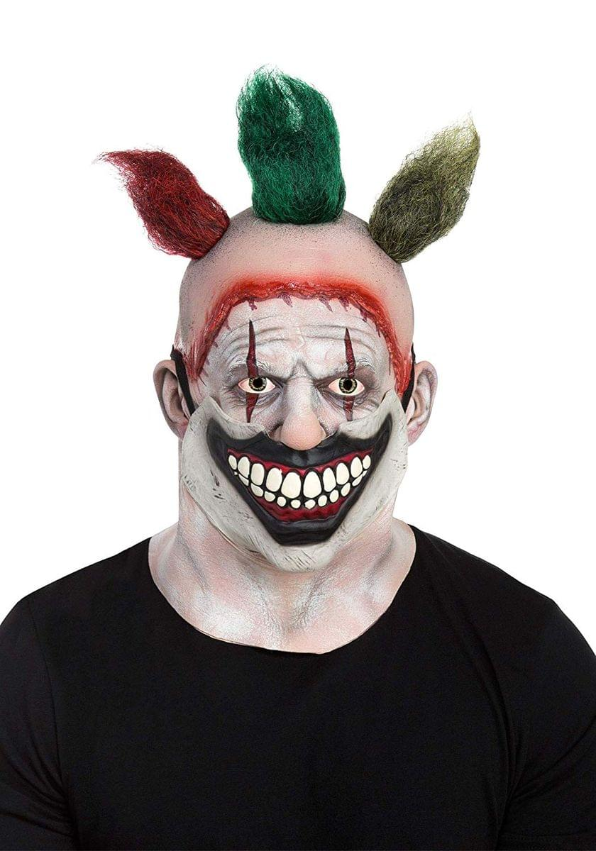 American Horror Story Twisty the Clown Adult Latex Costume Mask
