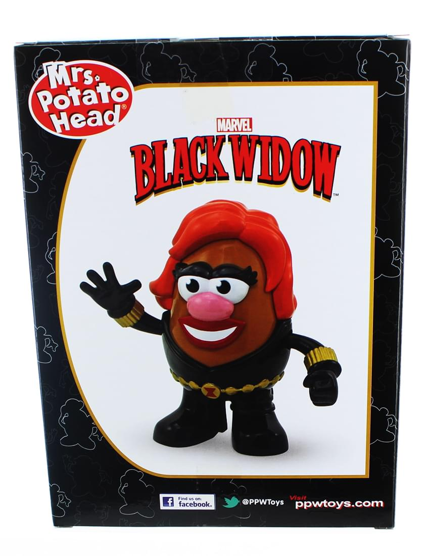 Marvel Mr. Potato Head PopTater: Black Widow