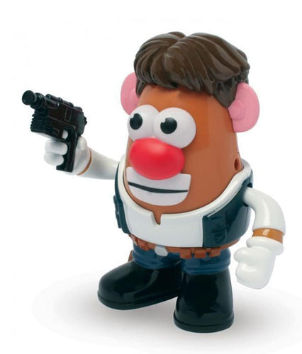 Star Wars Mr. Potato Head PopTater: Han Solo