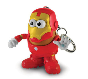 "Marvel 2"" PopTater Character Keychain: Iron Man"