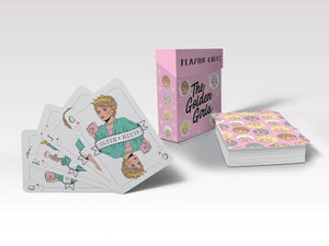 The Golden Girls Playing Cards NL