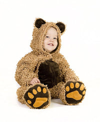 Chenille Teddybear Toddler Costume