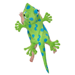 Zippy the Gecko Infant Costume 6-12 Months