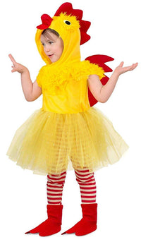 Princess Chicken Toddler Costume
