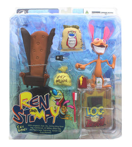 Nickelodeon Ren & Stimpy Series 1 Action Figure - Ren