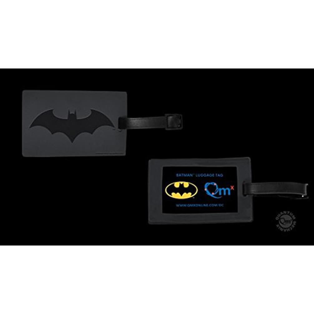 DC Comics Batman Logo Luggage Tag