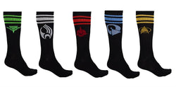 "Star Trek: The Next Generation ""Races"" Men's Tube Socks 5-Pack"