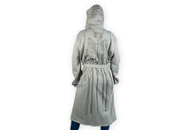 Load image into Gallery viewer, Doctor Who Weeping Angel Adult Jersey Bath Robe