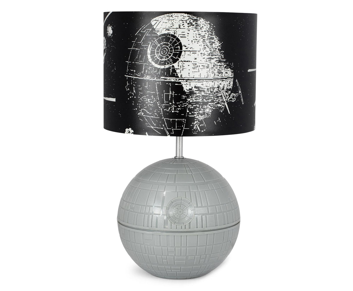 Star Wars Death Star 3D Touch Lamp | LED Lamp With Printed Shade | 14 Inches