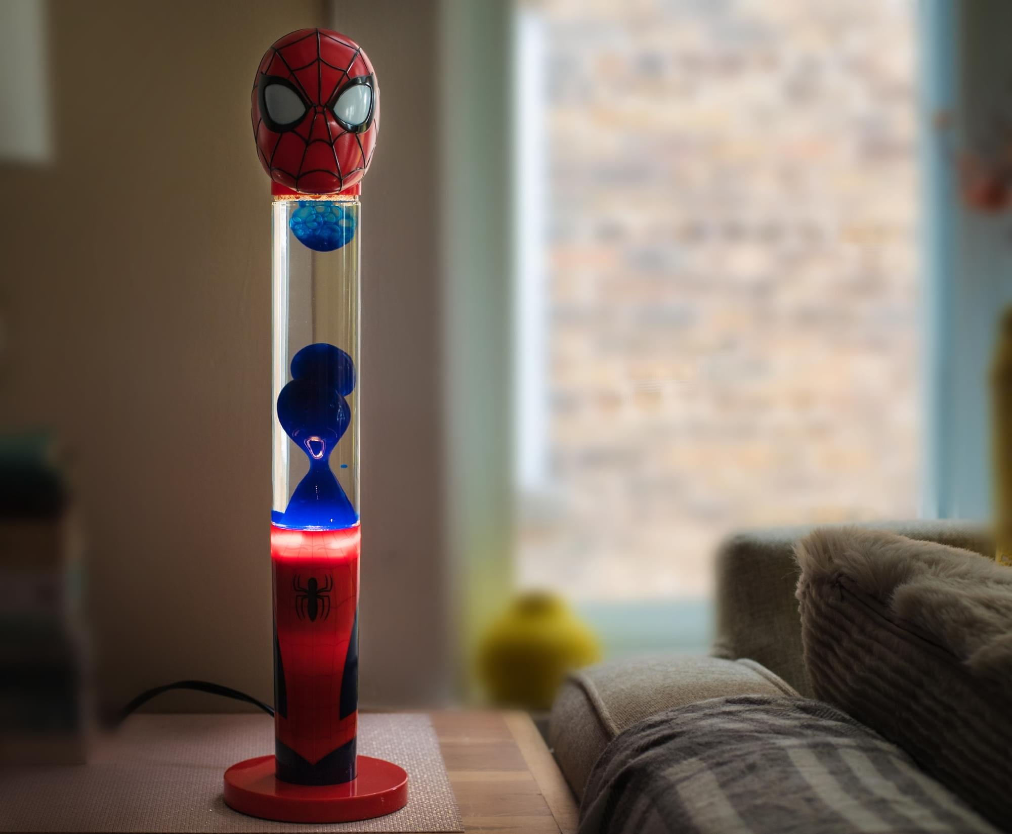Marvel Spider Man 3D Top Motion Lamp Mood Light | 20 Inches