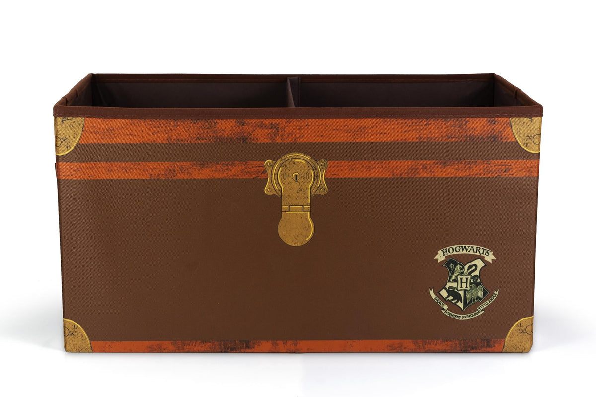 Harry Potter Hogwarts Foldable Storage Chest Organizer | 24 Inches