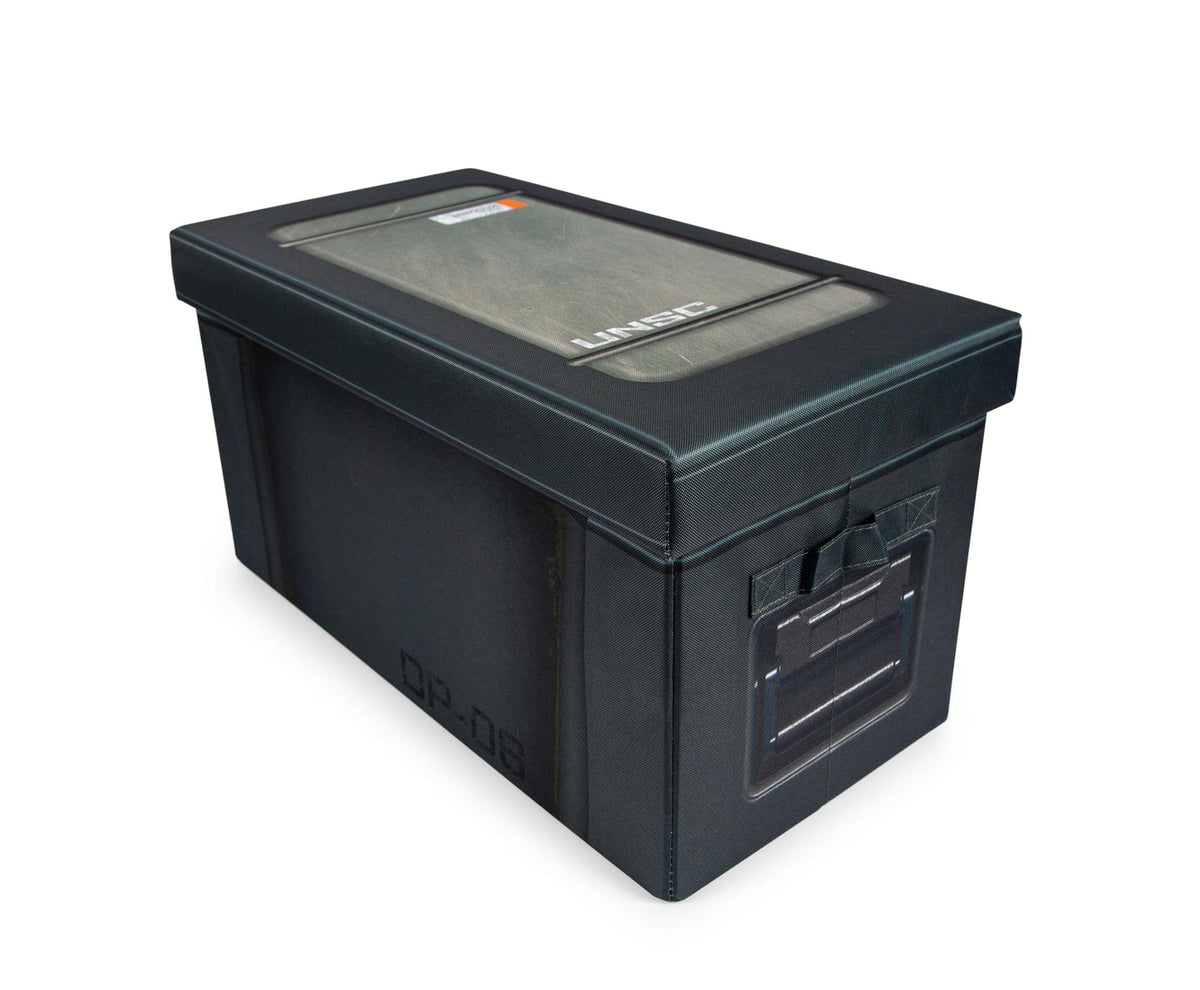 Halo UNSC Footlocker Foldable Storage Bin | 24 x 12 Inches