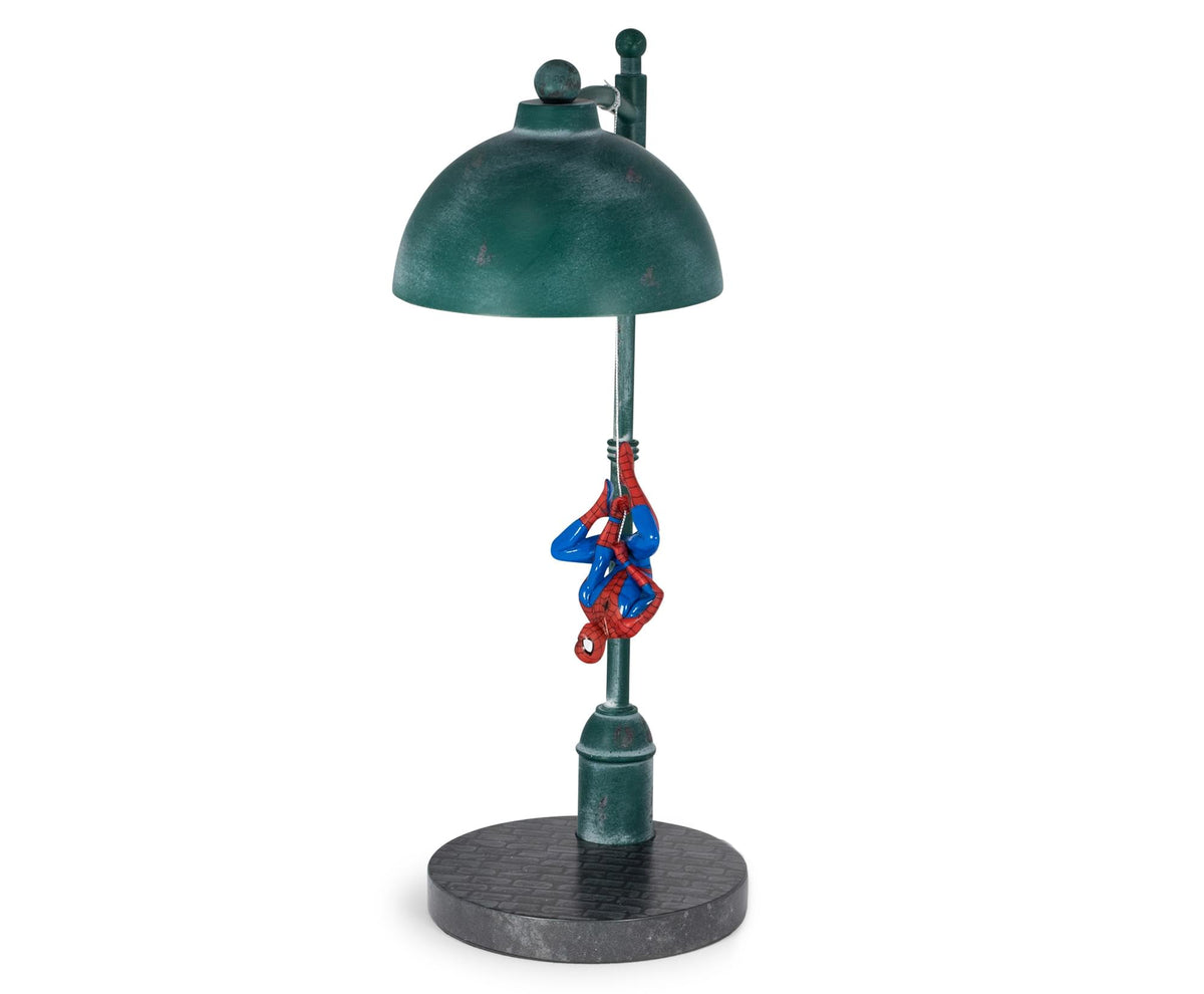 Marvel Spider Man Streetlight LED Desk Lamp | 16 Inches