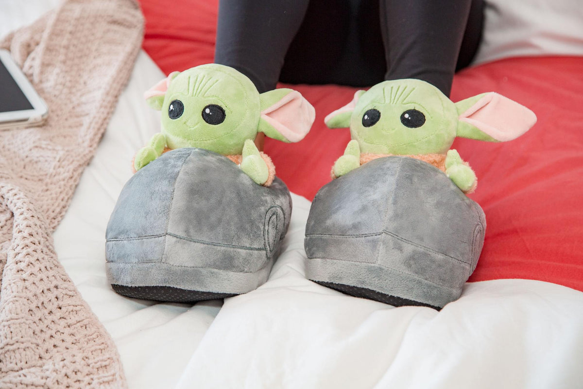 Star Wars: The Mandalorian The Child Grogu 3D Slippers