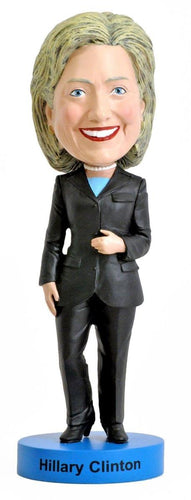 Royal Bobbles Hillary Clinton Presidential Candidates Series Bobblehead