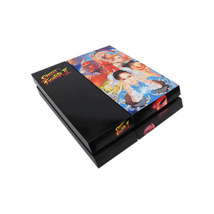 Street Fighter 2 PS4 Console & Controller Skin Pack