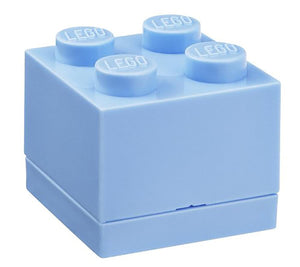 LEGO Mini Box 4, Light Blue