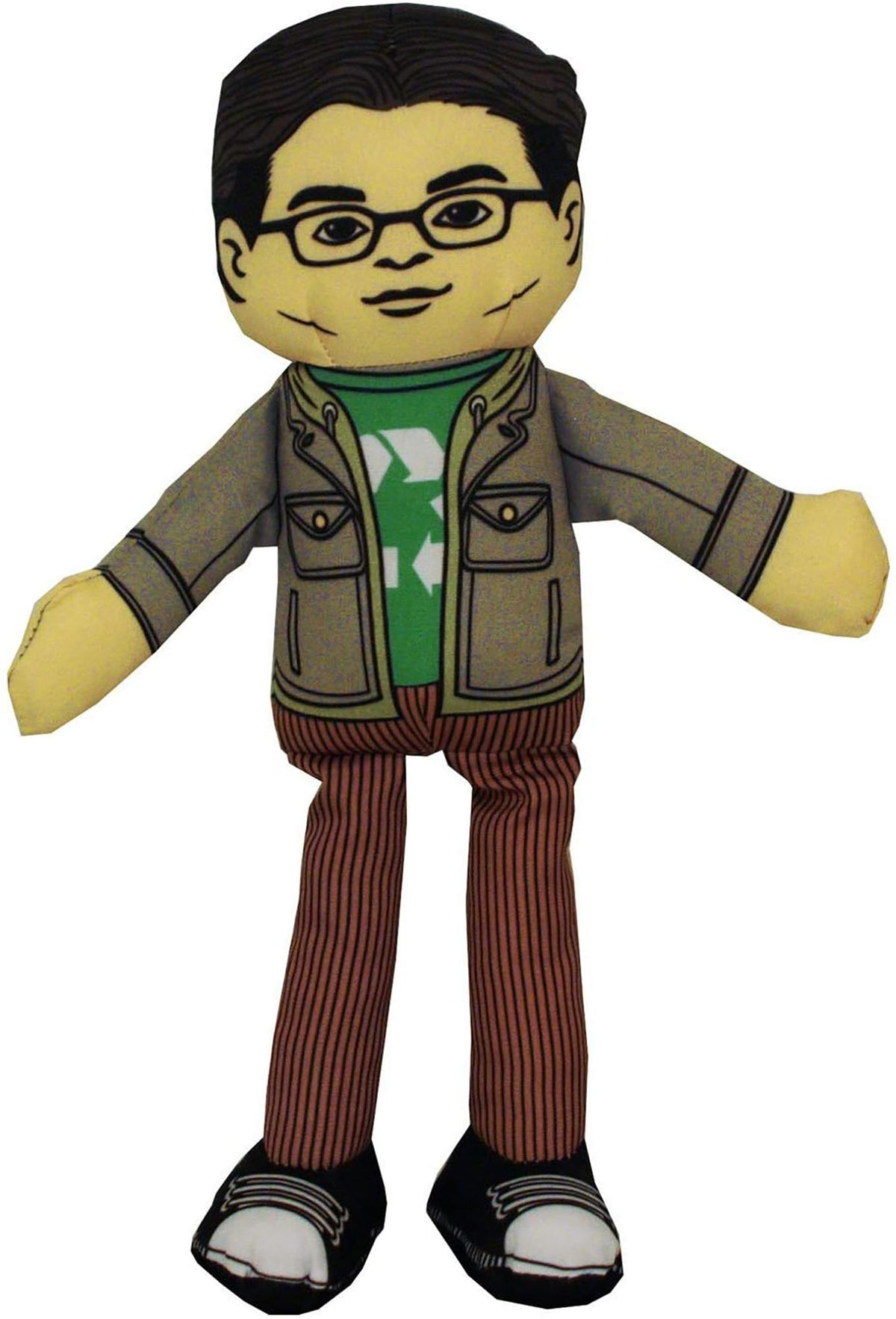 "Big Bang Theory Leonard 11"" Plush Doll"