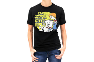 "Schoolhouse Rock! ""I'm Just A Bill"" Adult T-Shirt - Red XL"