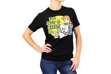 Load image into Gallery viewer, Schoolhouse Rock! I'm Just A Bill Adult Black T-Shirt