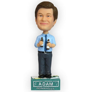 Ripple Junction Workaholics Adam Bobble Head