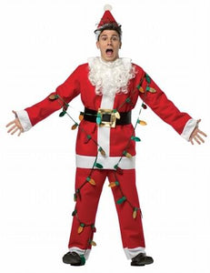 National Lampoon's Christmas Vacation Light-Up Adult Costume Suit